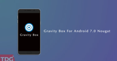 Install Gravity Box Xposed Module on Android Nougat