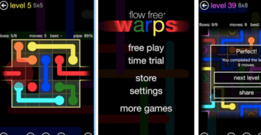 Download Flow Free: Warps MOD APK
