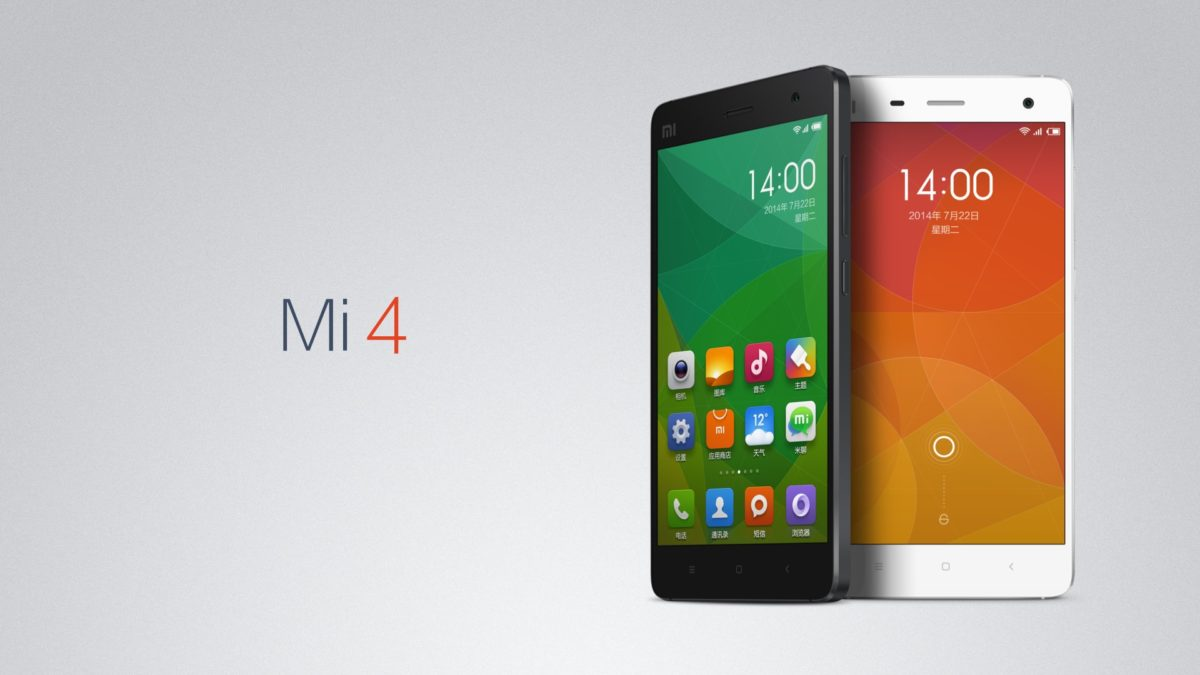 Android Oreo 8.0 AOSP ROM on Xiaomi Mi 3 and Mi 4