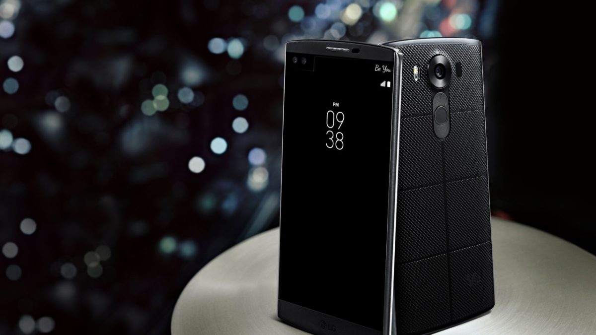 H90130b Android 7.0 Nougat On T-Mobile LG V10 H901