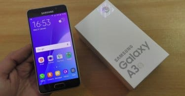 Root Galaxy A3 2016