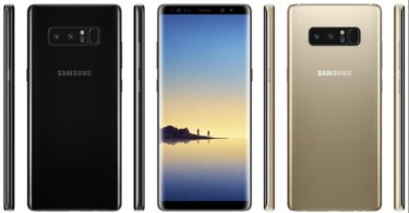 Galaxy Note 8 Official Android Oreo OTA update | Android 8.0