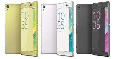 Lineage OS 15 on Sony Xperia XA Ultra