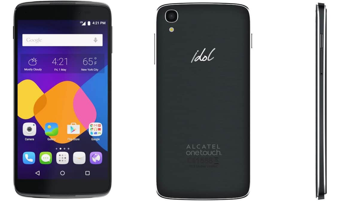 Custom ROMs For Alcatel Idol 3