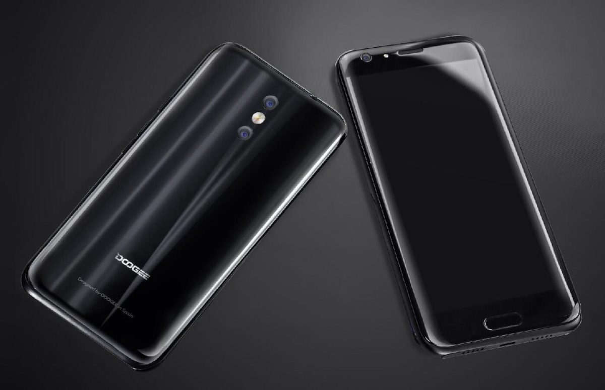 Official Nougat Firmware on Doogee BL 5000