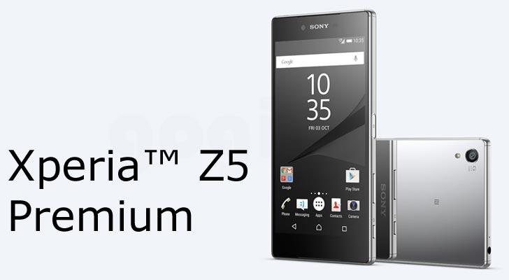 Lineage OS 15 on Sony Xperia Z5 Premium