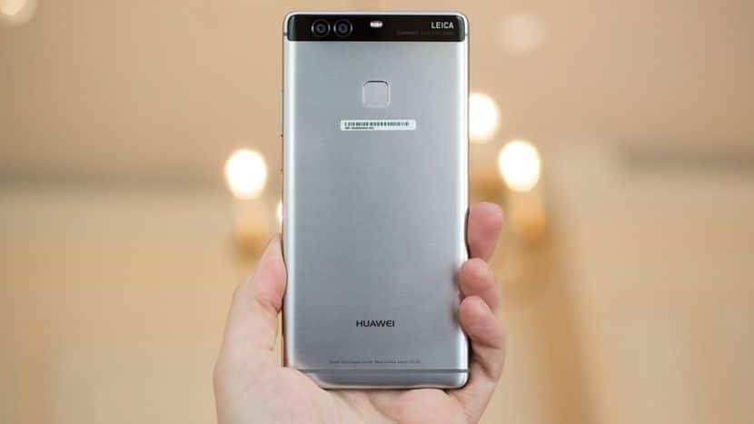 Lineage OS 15 On Huawei P9 (eva)