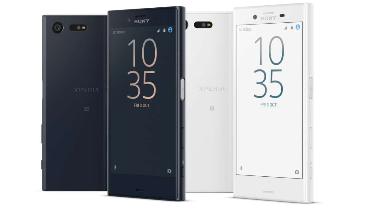 Lineage OS 15 on Sony Xperia X Compact