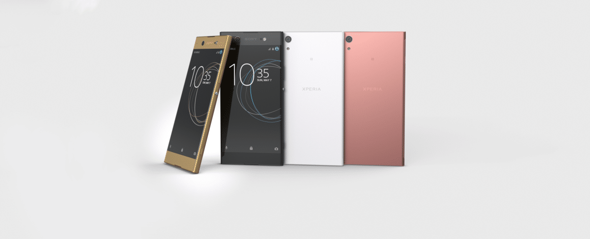 Lineage OS 15 on Sony Xperia XA1 Ultra