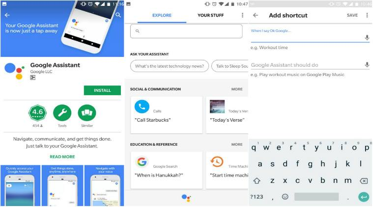 [Download] Google Assistant app now On Play Store[APK]
