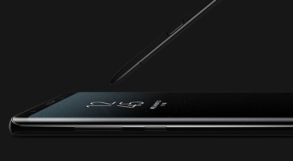 Fix Galaxy Note 8 Software Update Failed error