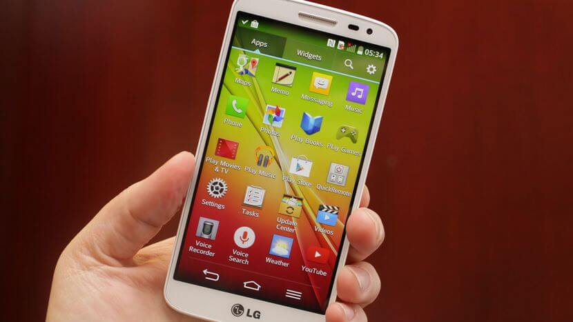 Lineage Os 15 On LG G2 Mini