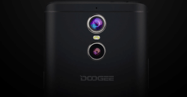 Lineage OS 14.1 On Doogee Shoot 1