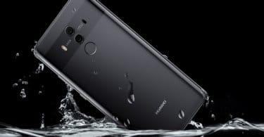 Screenshot On Huawei Mate 10 and Mate 10 Pro