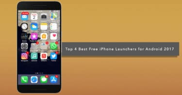 Top 4 Best Free iPhone Launchers for Android 2017 | iOS Launcher