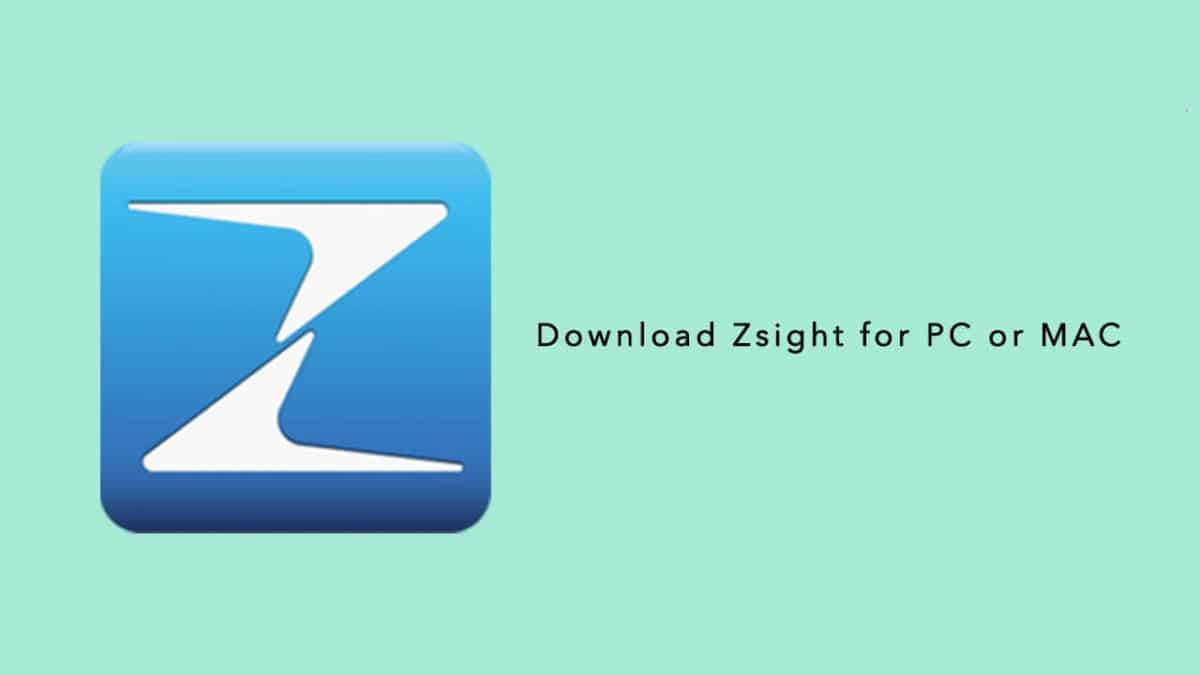 Download Zsight for PC