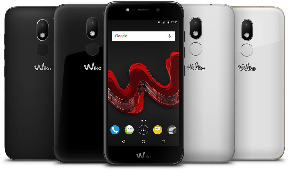Lineage OS 15 On WIKO WIM Lite (2017