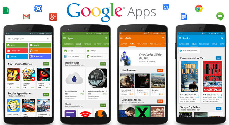 What are Google Apps (GApps)? Why do we need them?