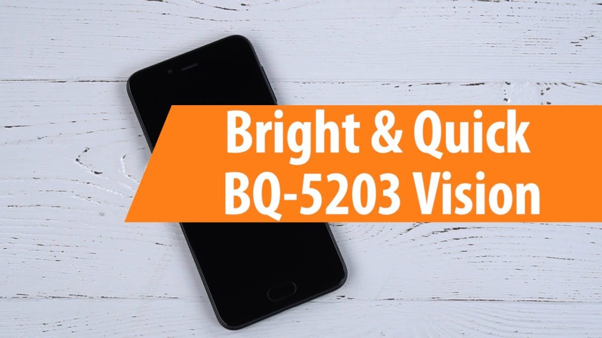 How to Install TWRP recovery and root BQ-5203 Vision