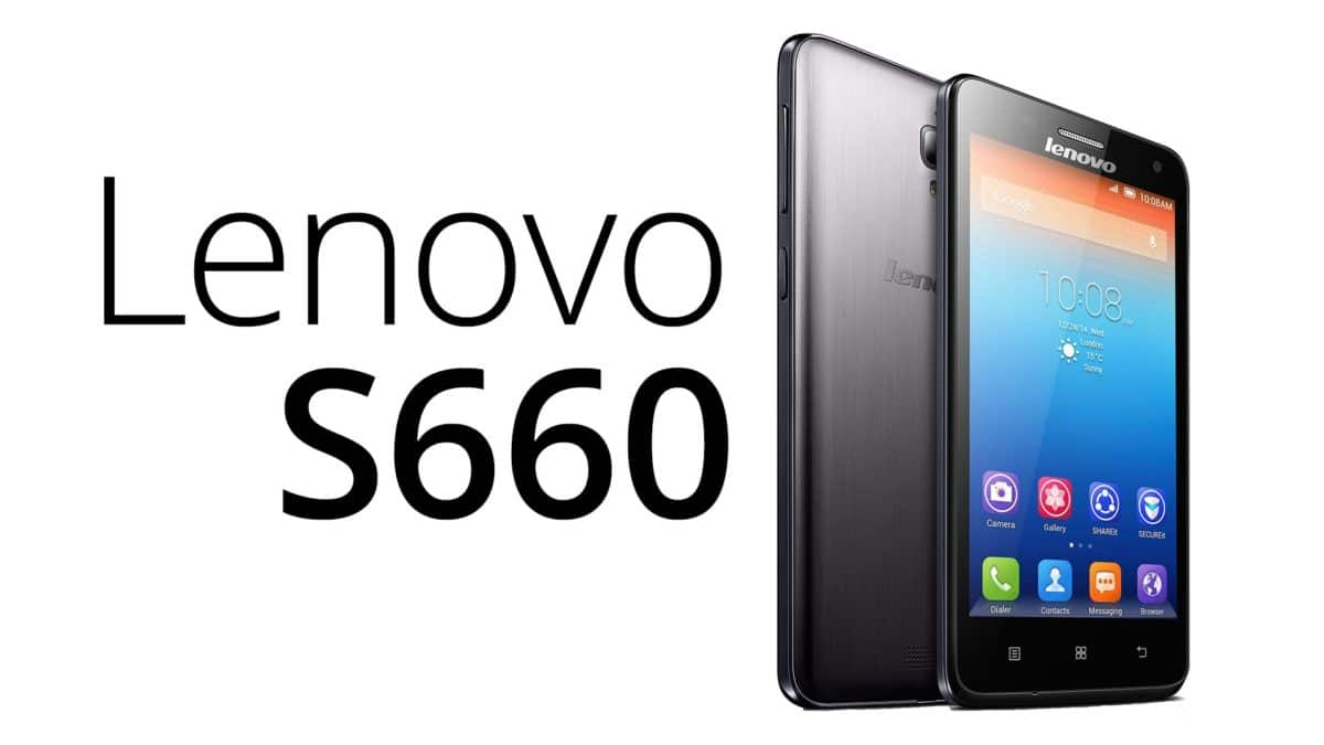 Install TWRP and Root Lenovo S660