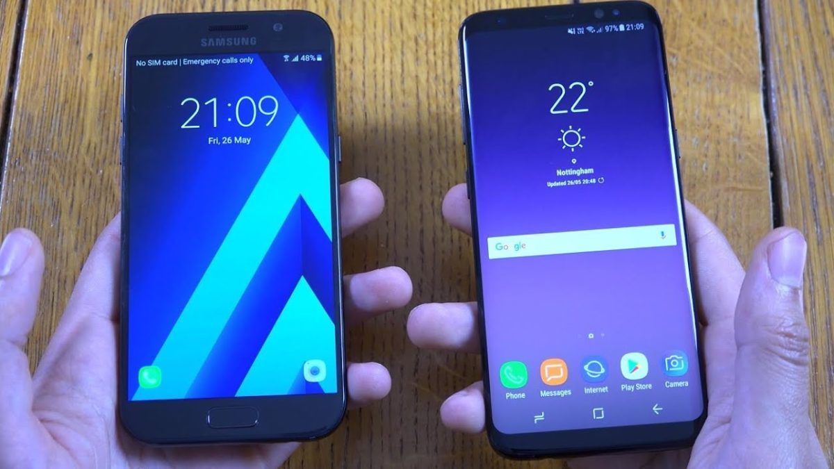 Lineage OS 15 For Galaxy A5 (2017)