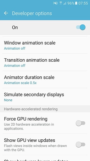 How To Speed Up Samsung Galaxy Note 8, S8 And S8 Plus By reducing animation