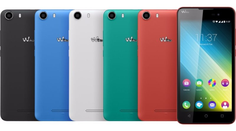 Lineage OS 15 On WIKO Lenny2