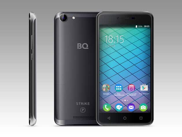 Install TWRP and Root BQ-5059 Strike Power