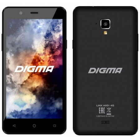 Install TWRP and Root Digma Linx A501 4G