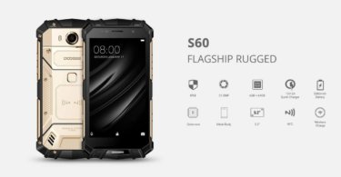 Official Stock Nougat Firmware On Doogee S60