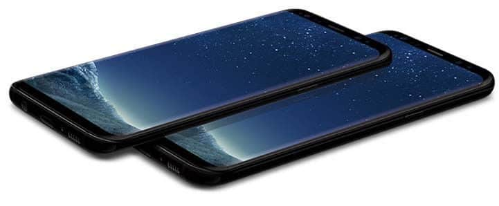 Galaxy S8 plus G955USQU1ZQK6