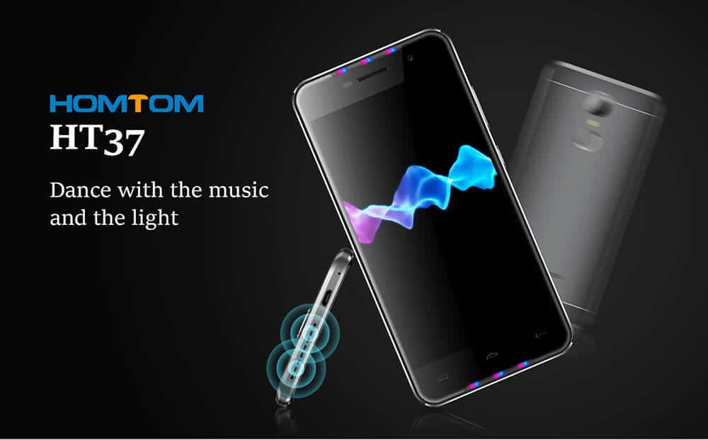 Root HomTom HT37 and Install TWRP recovery