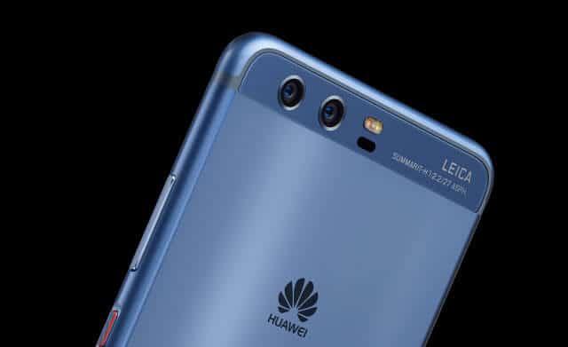 Huawei P10 B179 Nougat Update European model