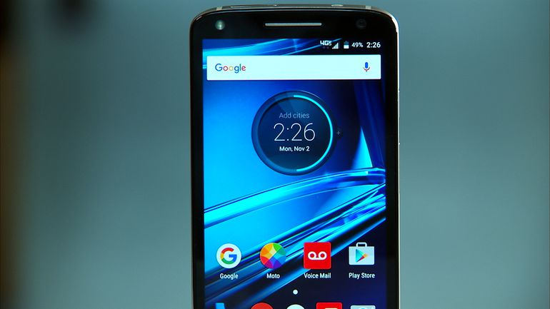 Motorola Droid Turbo 2 Gets 25.226.5.kinzie Update On Verizon