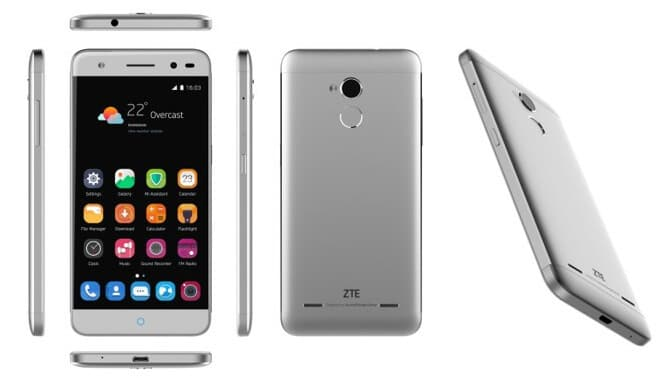 TWRP Recovery and Root ZTE Blade V7 Lite