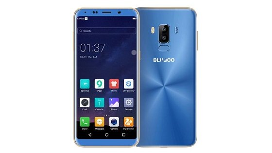 Install TWRP and Root Bluboo S8
