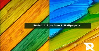 Download Redmi 5 Plus Stock Wallpapers