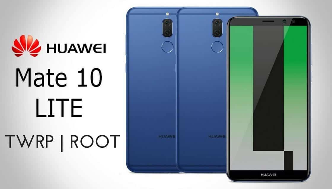 RootHuawei Mate 10 Lite