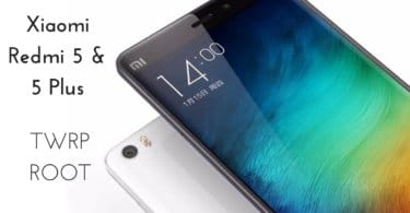 Root Xiaomi Redmi 5 and 5 plus