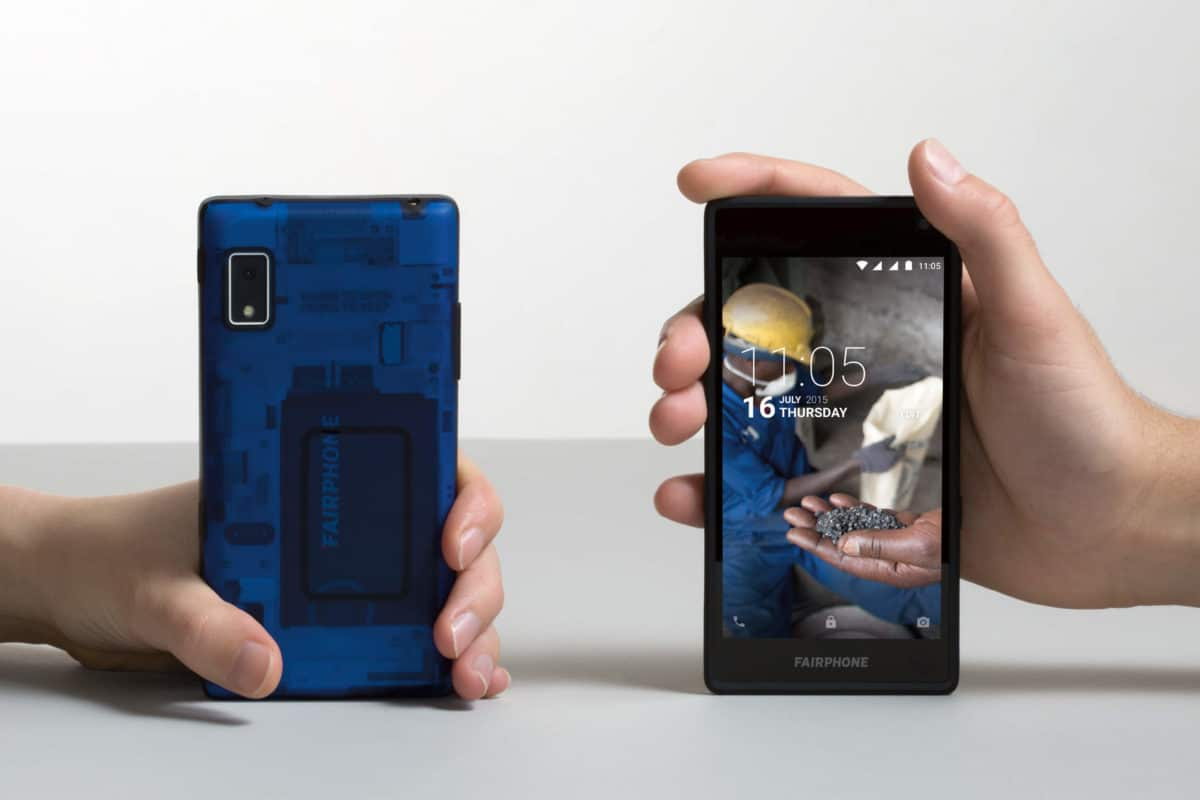 Root Fairphone 2 and Install TWRP recovery 3.2.1-0