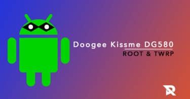 Install TWRP and Root Doogee Kissme DG580