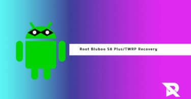 root Bluboo S8 Plus and Install TWRP Recovery