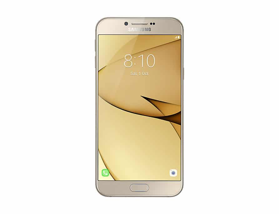 Install TWRP and Root Galaxy A8 2016 SM-A810S On Nougat