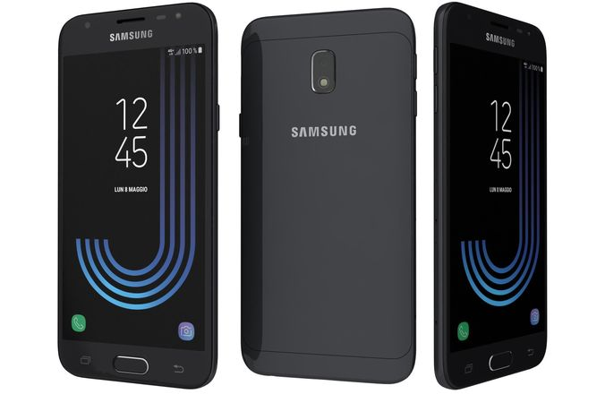 Root Galaxy J3 2017 SM-J3308 and install TWRP on Android Nougat 7.1.1