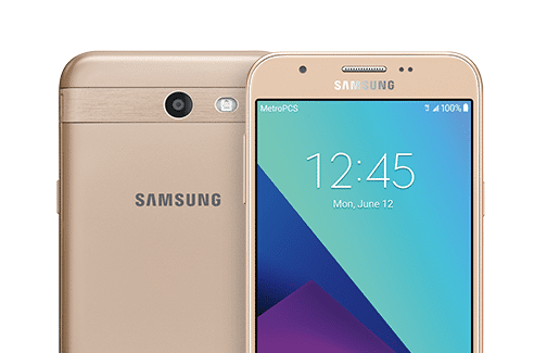 Root Galaxy J7 Prime SM-J727T1 with CF-Auto-Root on Android Nougat 7.1.1