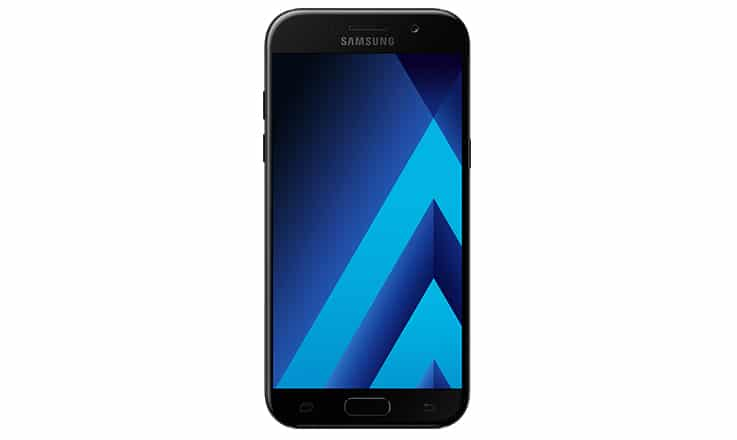 Root Canada Galaxy A5 2017 SM-A520W With CF Auto Root