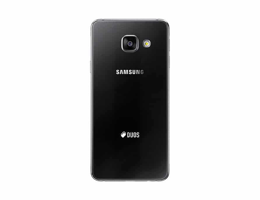 Root Galaxy A3 2016 SM-A310Y and Install TWRP On Android Nougat 7.0