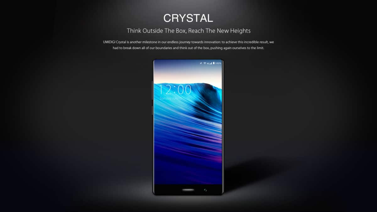 [Current Status] Umidigi Crystal 4G Official Android Oreo 8.0/8.1 Update