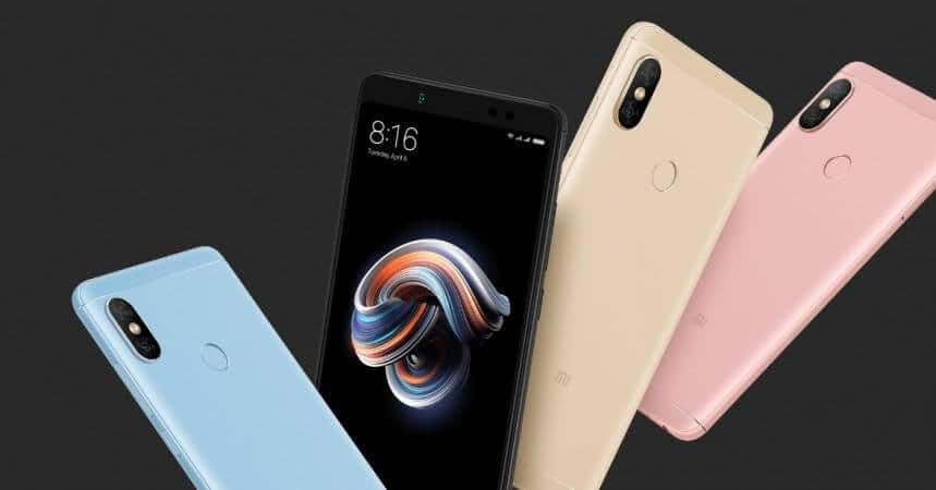 fix slow charging issue on Redmi Note 5/Note 5 Pro