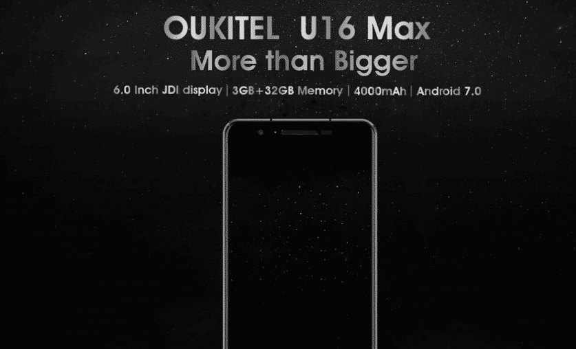 [Current Status] OUKITEL U16 Max Official Android Oreo 8.0/8.1 Update